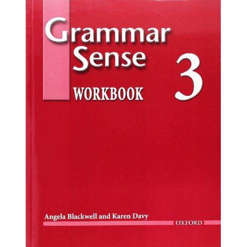 Angela Blackwell - Grammar Sense 3 - Preis vom 10.09.2020 04:46:56 h