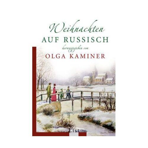 Olga Kaminer - Weihnachten auf Russisch - Preis vom 23.01.2021 06:00:26 h
