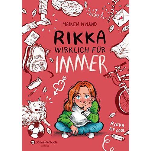 Maiken Nylund - Rikka: Wirklich für immer - Preis vom 18.04.2021 04:52:10 h