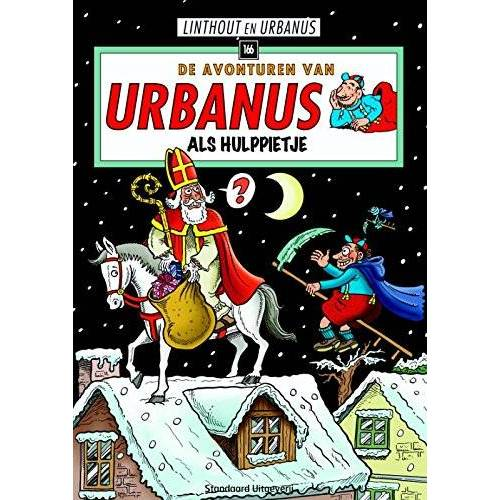 Willy Linthout - Urbanus als Hulppietje (De avonturen van Urbanus, Band 166) - Preis vom 21.01.2021 06:07:38 h