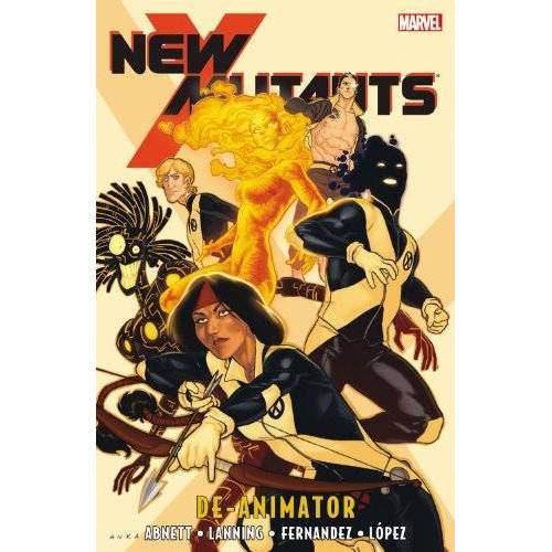 Dan Abnett - New Mutants - Volume 6: Deanimator - Preis vom 13.05.2021 04:51:36 h