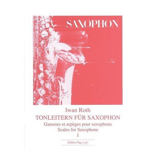 - Tonleitern für Saxophon Band 1 - Preis vom 18.10.2020 04:52:00 h
