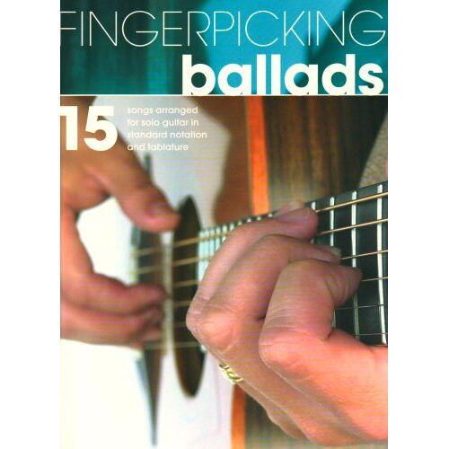 - Fingerpicking Ballads. Gitarre, Tabulatur - Preis vom 05.09.2020 04:49:05 h