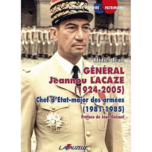 Didier Jean - Général Jeannou LACAZE - Preis vom 13.05.2021 04:51:36 h