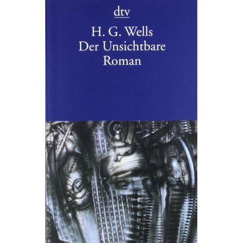 Wells, H. G. - Der Unsichtbare: Roman - Preis vom 10.12.2019 05:57:21 h