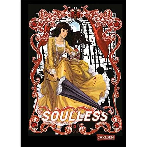 Gail Carriger - Soulless, Band 3 - Preis vom 16.04.2021 04:54:32 h