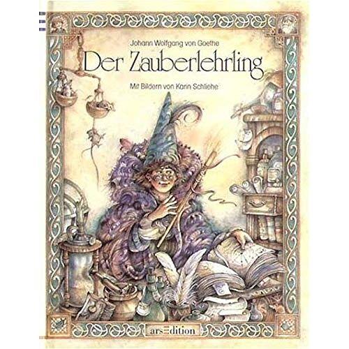 Goethe, Johann W. von - Der Zauberlehrling - Preis vom 14.04.2021 04:53:30 h