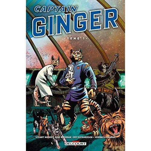 - Captain Ginger T01 (Captain Ginger, 1) - Preis vom 15.04.2021 04:51:42 h
