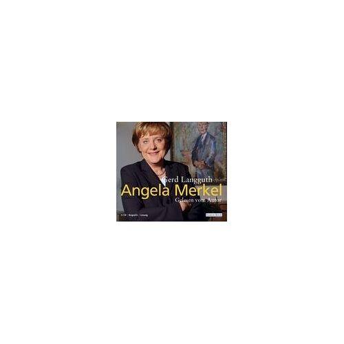Gerd Langguth - Angela Merkel. 4 CDs - Preis vom 18.04.2021 04:52:10 h