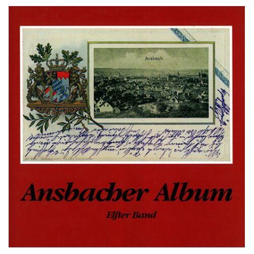 Hartmut Schötz - Ansbacher Album, Bd. 11 - Preis vom 23.01.2021 06:00:26 h