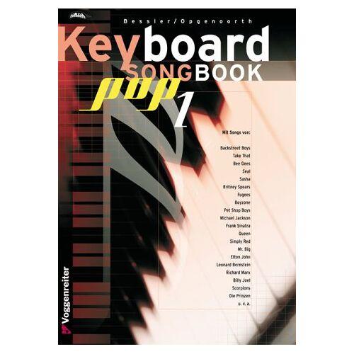 Norbert Opgenoorth - Keyboard Songbook, Pop 1 - Preis vom 14.04.2021 04:53:30 h