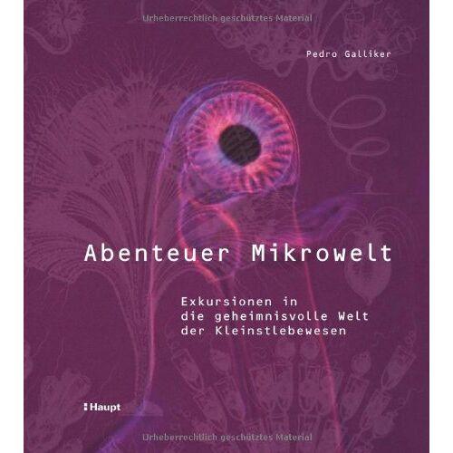 Pedro Galliker - Abenteuer Mikrowelt: Exkursionen in die geheimnisvolle Welt der Kleinstlebewesen - Preis vom 27.02.2021 06:04:24 h