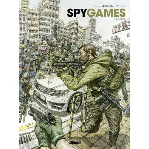 - SpyGames - Tome 1 : Dissidents - Preis vom 23.01.2021 06:00:26 h