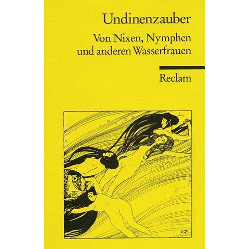 Max, Frank R - Undinenzauber - Preis vom 01.03.2021 06:00:22 h
