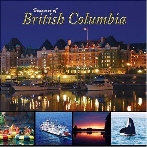 - Treasures of British Columbia (Treasures (Morgan & Chase)) - Preis vom 16.04.2021 04:54:32 h