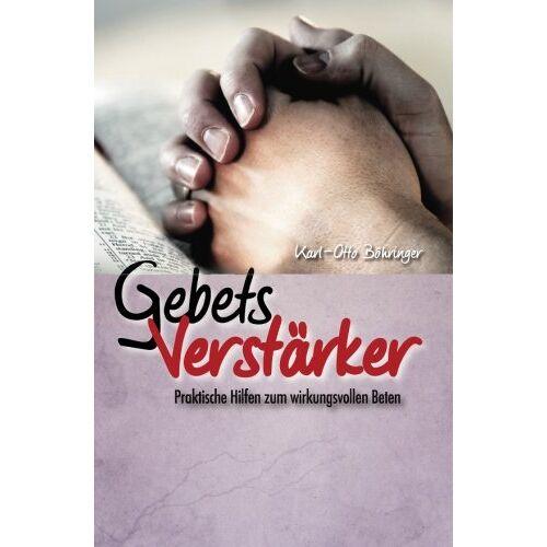 Karl-Otto Boehringer - Gebetsverstaerker - Preis vom 11.08.2020 04:46:55 h