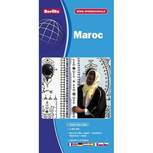 Berlitz - Maroc Si Berlitz - Preis vom 09.05.2021 04:52:39 h