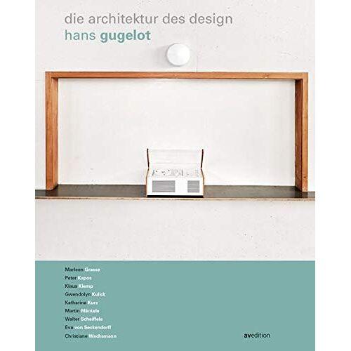 HfG-Archiv / Museum Ulm - Hans Gugelot: Die Architektur des Design - Preis vom 20.10.2020 04:55:35 h