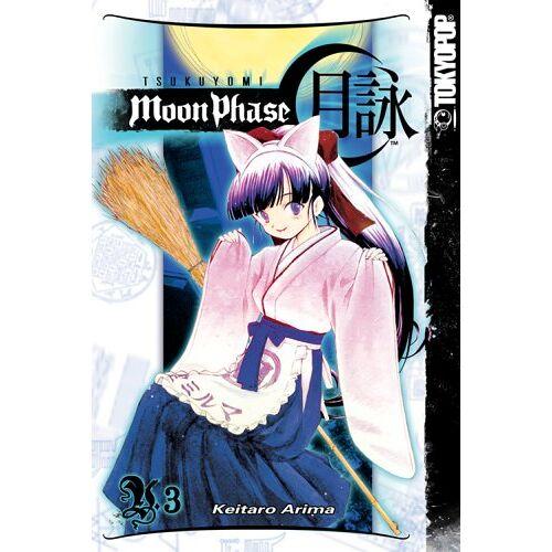 Keitaro Arima - Tsukuyomi: Moon Phase Volume 3 - Preis vom 15.04.2021 04:51:42 h