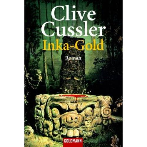 Clive Cussler - Inka Gold: Roman - Preis vom 25.01.2020 05:58:48 h