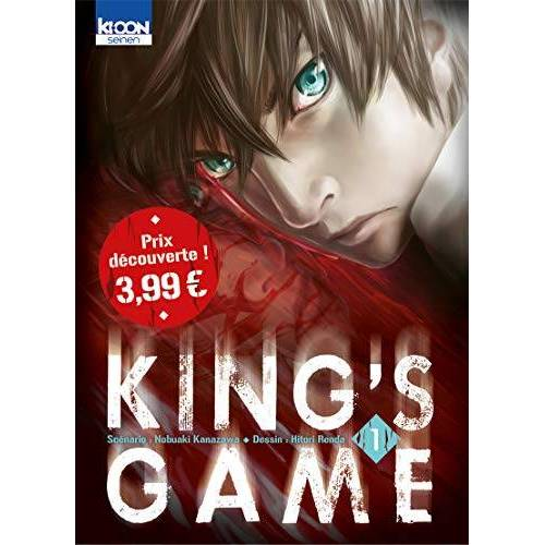 - King's Game, Tome 1 : Ousama Game - Preis vom 31.03.2020 04:56:10 h