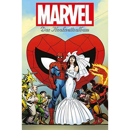 Stan Lee - Das Marvel Hochzeitsalbum - Preis vom 09.04.2020 04:56:59 h