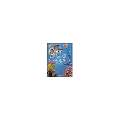 Kirsteen Rogers - Das große Mikroskopier- Buch - Preis vom 13.05.2021 04:51:36 h