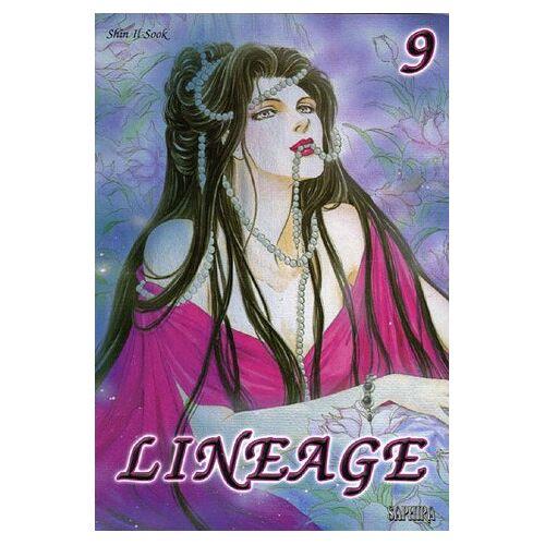 Il-Sook Shin - Lineage, Tome 9 : - Preis vom 05.09.2020 04:49:05 h