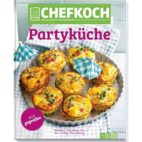 - Chefkoch Partyküche: Für Sie getestet und empfohlen: Die besten Rezepte von Chefkoch.de - Preis vom 18.10.2020 04:52:00 h