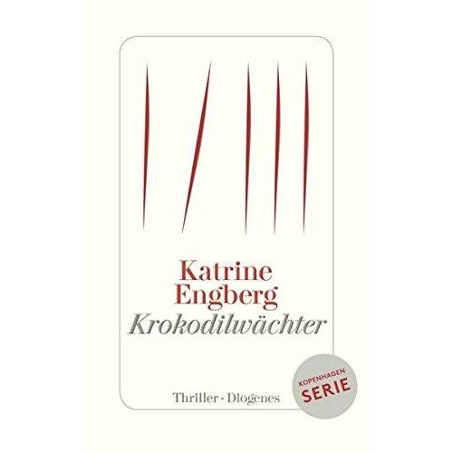 Katrine Engberg - Krokodilwächter: Ein Kopenhagen-Thriller - Preis vom 21.01.2020 05:59:58 h