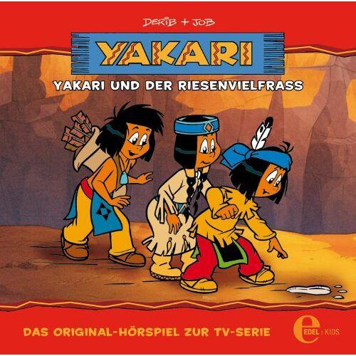 Yakari - Yakari: Yakari und der Riesenvielfraß - Preis vom 27.02.2021 06:04:24 h