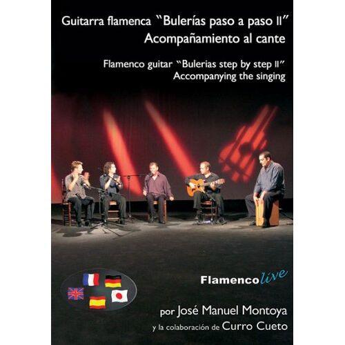 - Flamenco Guitar Bulerias Step by Step: Guitarra Flamenca Bulerias Paso a Paso 2 - Preis vom 05.09.2020 04:49:05 h