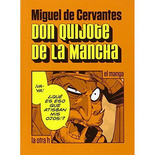 - Don Quijote de La Mancha, El manga - Preis vom 18.10.2020 04:52:00 h