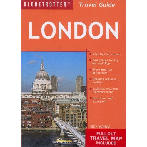 Nick Hanna - Globetrotter London Travel Pack [With Pull-Out Travel Map] (Globetrotter Travel Guides) - Preis vom 21.10.2020 04:49:09 h