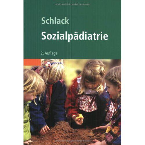 Schlack, Hans G - Sozialpädiatrie - Preis vom 14.05.2021 04:51:20 h