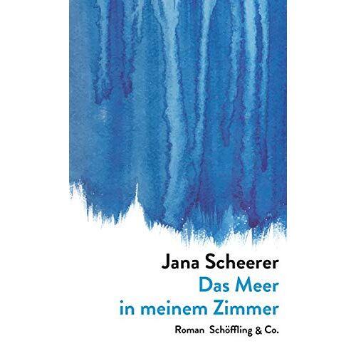 Jana Scheerer - Das Meer in meinem Zimmer: Roman - Preis vom 11.05.2021 04:49:30 h