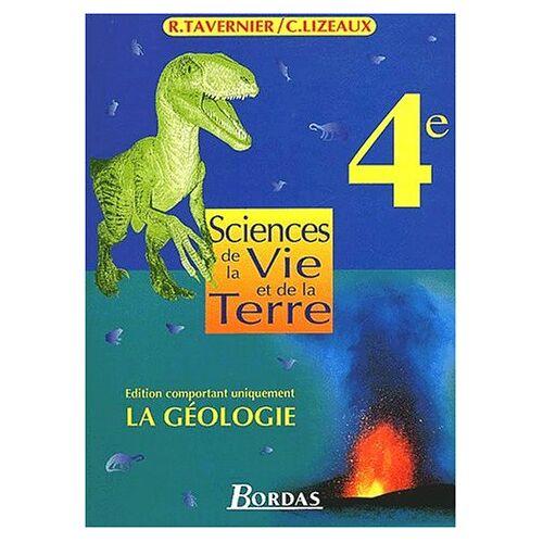 Collectif - SVT 4ème Géologie - Preis vom 12.05.2021 04:50:50 h
