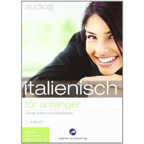 - audio italienisch - für Anfänger: Schnell und unkompliziert Italienisch lernen - Preis vom 24.02.2020 06:06:31 h
