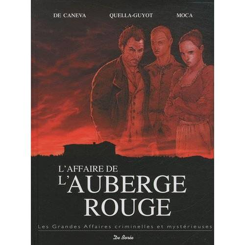 Stéphane de Caneva - L'affaire de l'auberge rouge - Preis vom 18.10.2020 04:52:00 h