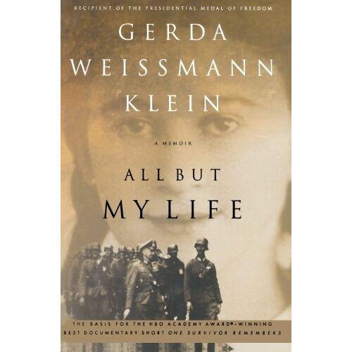Klein, Gerda Weissmann - All But My Life - Preis vom 23.01.2021 06:00:26 h