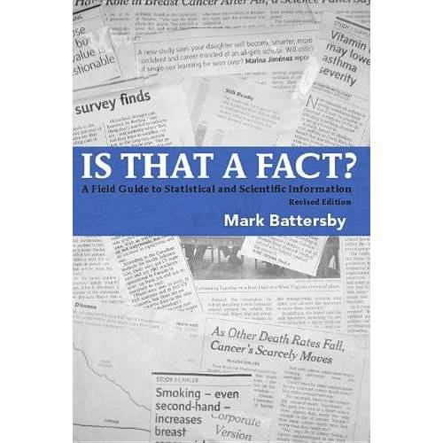 Mark Battersby - Battersby, M: Is That a Fact? - Preis vom 21.10.2020 04:49:09 h