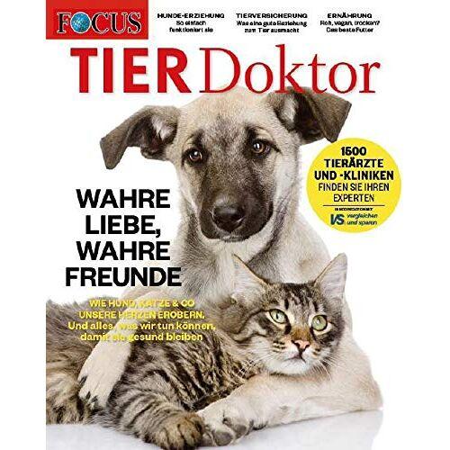 FOCUS Spezial - FOCUS Spezial 01/2019 Tierdoktor - Preis vom 14.05.2021 04:51:20 h