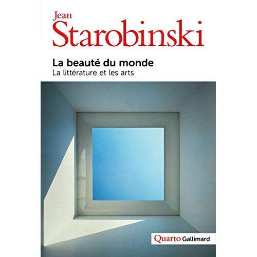 Jean Starobinski - La beauté du monde - Preis vom 05.09.2020 04:49:05 h