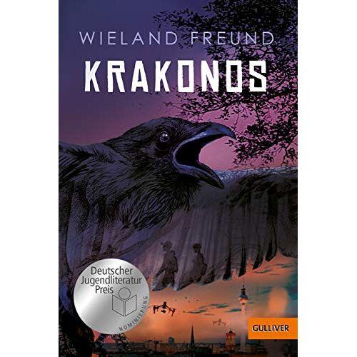 Wieland Freund - Krakonos: Roman - Preis vom 12.04.2021 04:50:28 h