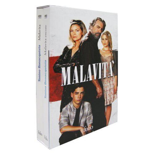 - Coffret Benacq Malavi 2v (Malavita, Malavita Encore) - Preis vom 23.02.2021 06:05:19 h