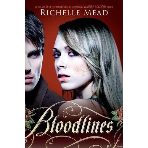 Richelle Mead - Bloodlines (Bloodlines (Razor Bill)) - Preis vom 21.10.2020 04:49:09 h