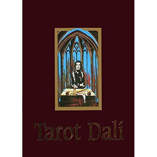 Johannes Fiebig - Tarot Dalí - Preis vom 05.09.2020 04:49:05 h