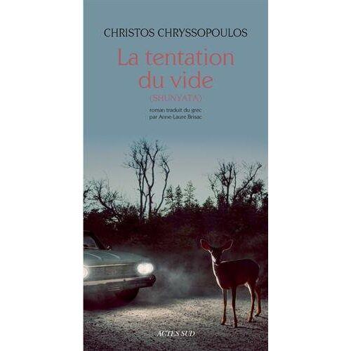 Christos Chryssopoulos - La tentation du vide : Shunyata (mutus liber) - Preis vom 19.10.2020 04:51:53 h
