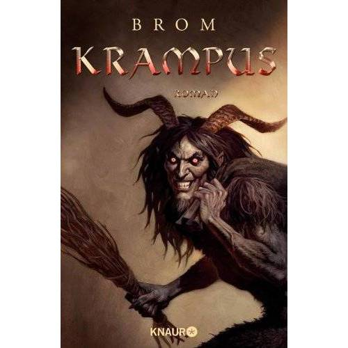 Brom - Krampus: Roman - Preis vom 03.05.2021 04:57:00 h