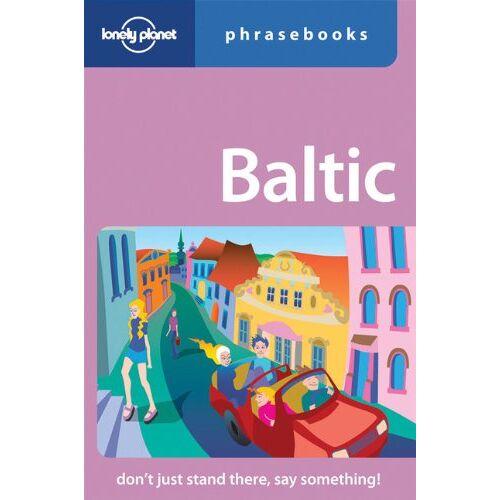 Eva Aras - Lonely Planet Baltic Phrasebook (Lonely Planet Phrasebook: Baltic) - Preis vom 31.10.2020 05:52:16 h